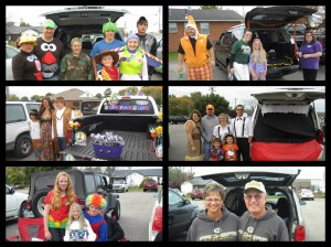 Trunk or Treat 2013